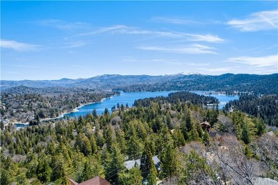 Lake Arrowhead Single Family Home For Sale: 811 E Crown Drive