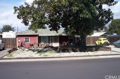 Santa Ana Single Family Home For Sale: 4227 W Regent Drive