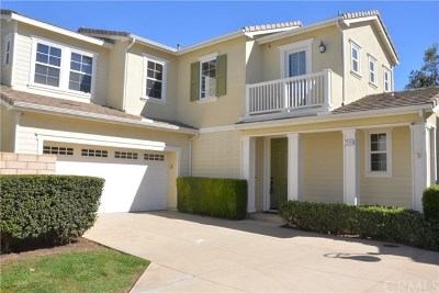 Costa Mesa Single Family Home For Sale: 2518 Cornerstone Lane #29