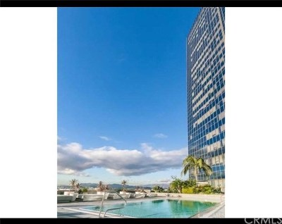 Rental For Rent: 1100 Wilshire Boulevard #2803