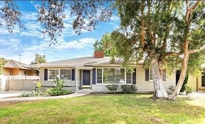 Santa Ana Single Family Home For Sale: 928 W 19th Street