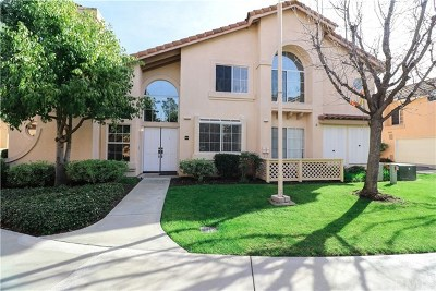 Aliso Viejo Condo/Townhouse For Sale: 83 Nightingale Drive