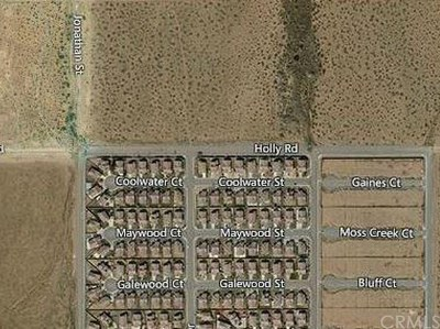 Adelanto Residential Lots & Land For Sale: Plato/Atsina Road