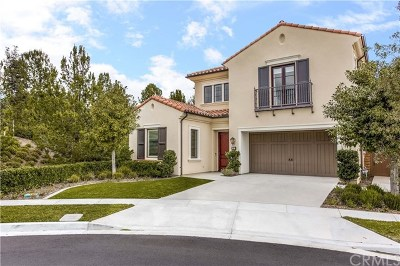 Irvine Single Family Home For Sale: 82 Stagecoach