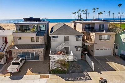 Newport Beach Rental For Rent: 1007 E Balboa Boulevard #2