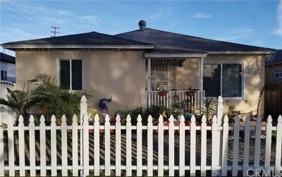 Long Beach Multi Family Home For Sale: 2188 Fashion Avenue