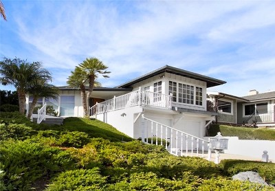 San Clemente Single Family Home For Sale: 216 W Avenida Alessandro