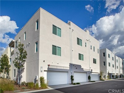 Irvine Condo/Townhouse For Sale: 176 Terrapin