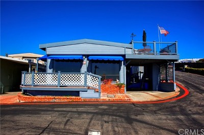 San Clemente Mobile Home For Sale: 501 Ebb Tide Drive