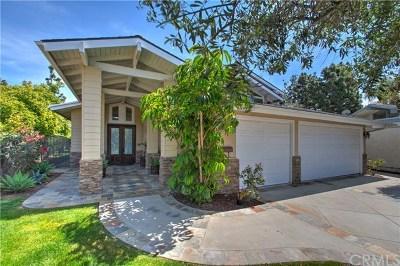 Irvine Single Family Home For Sale: 18922 Racine Drive