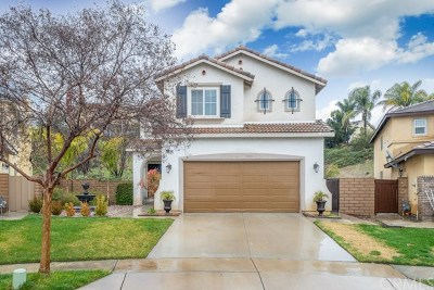 Yucaipa Single Family Home For Sale: 33044 Branson Place