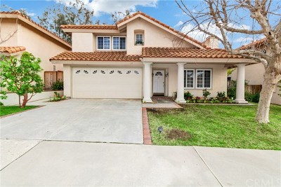 Rancho Santa Margarita Single Family Home For Sale: 20 Mohave Way