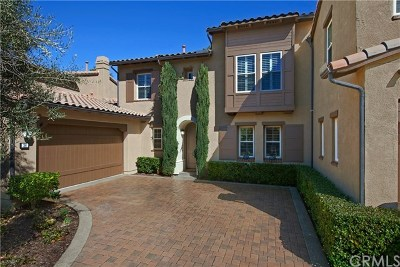 Ladera Ranch Condo/Townhouse For Sale: 36 Tuscany
