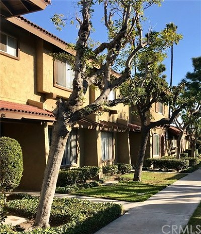 Westminster Condo/Townhouse For Sale: 14892 Cordoba Plaza
