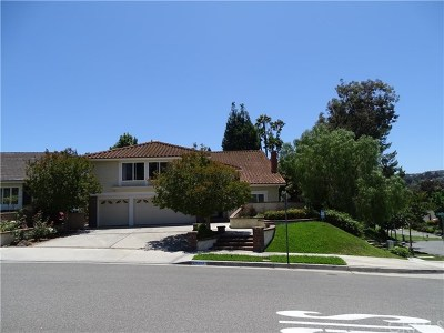 Laguna Niguel Single Family Home For Sale: 29392 Avocet Lane