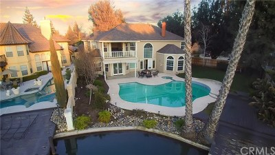 Visalia Single Family Home For Auction: 5618 W Elowin Drive