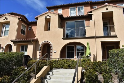 Aliso Viejo Condo/Townhouse For Sale: 77 Playa Circle