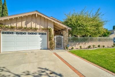 Irvine Single Family Home For Sale: 1 Carrol Avenue