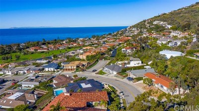 Dana Point Single Family Home For Sale: 32401 Seven Seas Drive