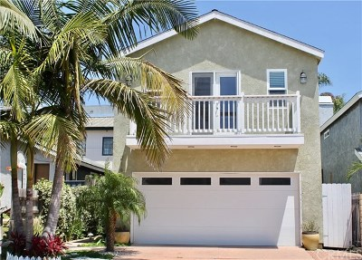Huntington Beach Single Family Home For Sale: 715 Oceanhill Drive