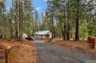 Berry Creek Single Family Home For Sale: 115 Silverado