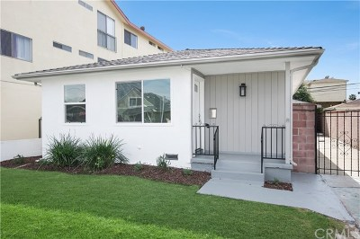 Hawthorne Single Family Home For Sale: 4828 W 118th Street