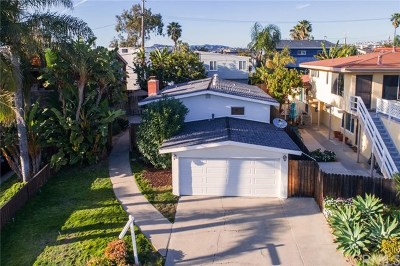San Clemente Single Family Home For Sale: 220 Avenida Pelayo