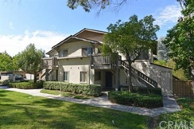 Irvine Condo/Townhouse For Sale: 154 Clearbrook #24