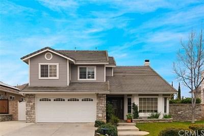 Rancho Santa Margarita Single Family Home For Sale: 32562 Quicksilver Road