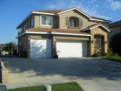 Corona Single Family Home For Sale: 928 Hemingway Drive