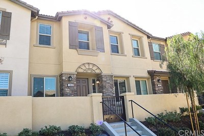 Anaheim Hills Condo/Townhouse For Sale: 268 S Auburn Heights Lane