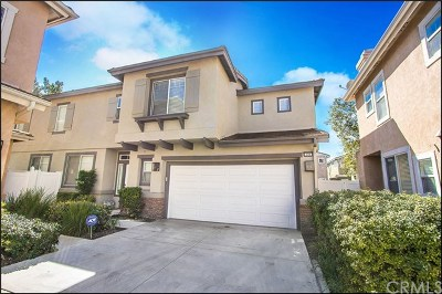 Aliso Viejo Condo/Townhouse For Sale: 239 Woodcrest Lane
