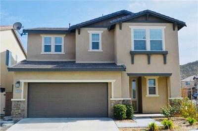 Corona Single Family Home For Sale: 11555 Valley Oak Lane