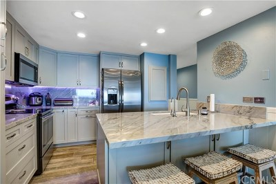 Oceanside Condo/Townhouse For Sale: 1200 Harbor Drive N #3C