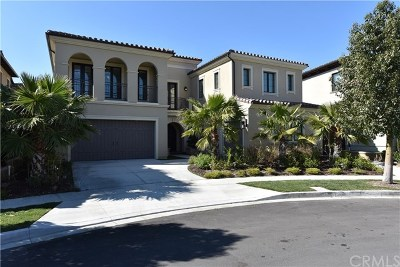 Irvine Single Family Home For Sale: 103 Scenic Crest