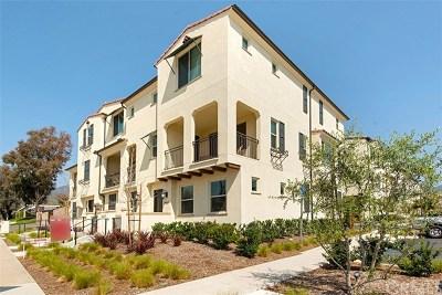 Rancho Santa Margarita Condo/Townhouse For Sale: 21401 Dahlia Court