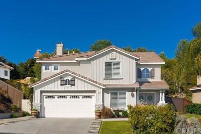 Trabuco Canyon Single Family Home For Sale: 32 Sundown Drive
