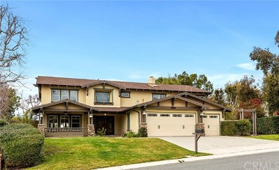 Laguna Hills Single Family Home For Sale: 25361 Stageline Drive