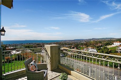 San Clemente Single Family Home For Sale: 18 Via Cima