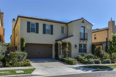 Irvine Single Family Home For Sale: 80 Hazelton