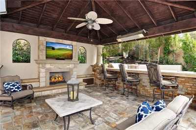 Laguna Hills Single Family Home For Sale: 26082 Red Corral Road
