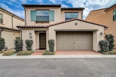 Irvine Condo/Townhouse For Sale: 70 Twin Flower