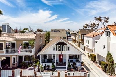 Newport Beach Rental For Rent: 329 Island Avenue