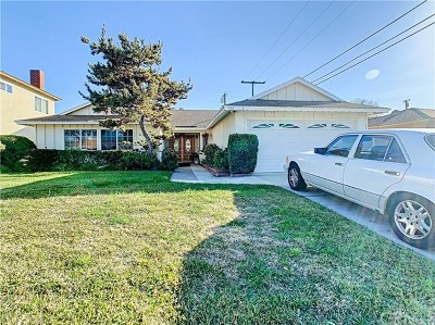 Placentia Single Family Home Active Under Contract: 906 Huggins Avenue