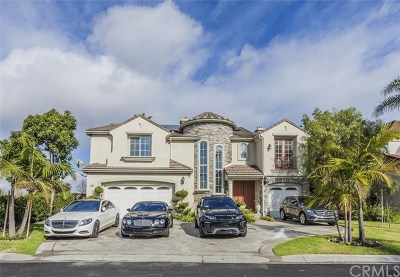 Huntington Beach Single Family Home Active Under Contract: 6881 Preakness Drive