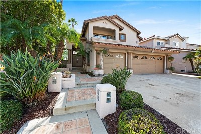 Mission Viejo Single Family Home For Sale: 27066 Pacific Terrace Drive