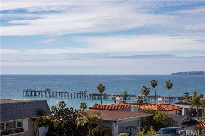 San Clemente Single Family Home For Sale: 259 Vista Marina