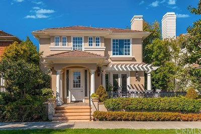 Newport Beach Single Family Home For Sale: 99 Old Course Drive