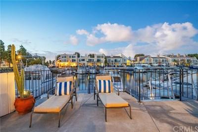 Huntington Beach Condo/Townhouse For Sale: 3857 Aruba Circle