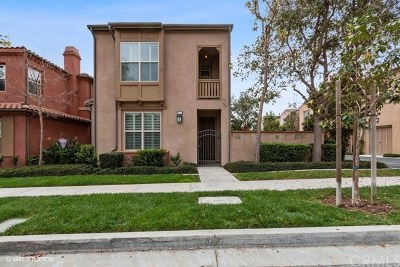 Irvine Single Family Home For Sale: 62 Bell Chime